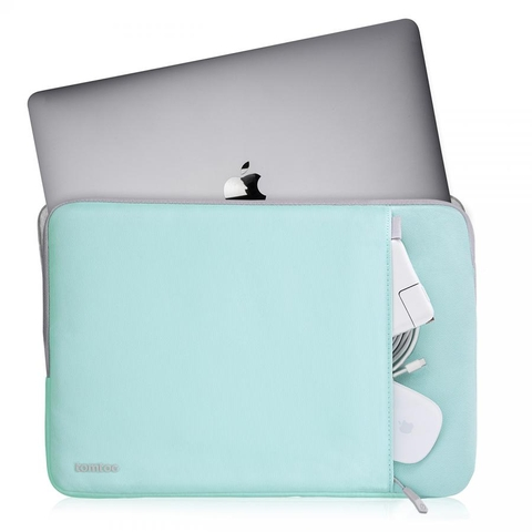 "✅ TÚI CHỐNG SỐC TOMTOC A13 (USA) 360° PROTECTIVE SURFACE, LAPTOP, MACBOOK PRO 13"" LIGHT BLUE"