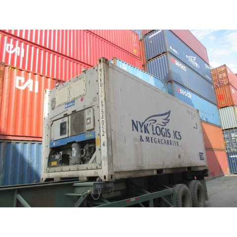 container 20RF thanh lí