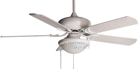 Quạt trần đèn Mountain Air trắng 2832