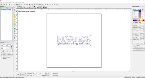 Tại sao lại chọn mua máy khắc laser fiber của Novatech Việt Nam