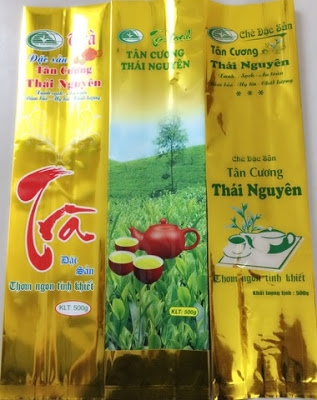 Flexible Tea Packaging