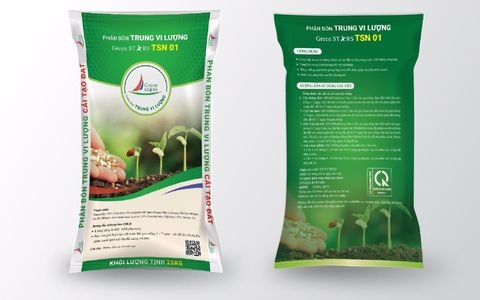 PP Packaging Of High Quality Fertilizer