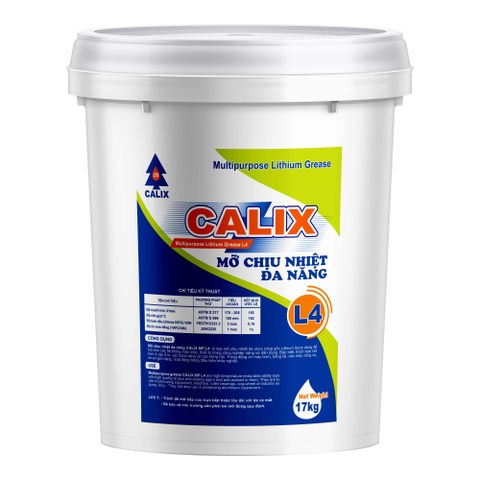 Multipurpose grease CALIX L4