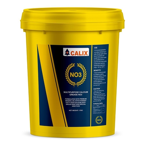 Multipurpose grease CALIX NO3