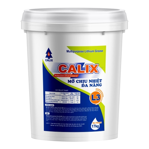 Multipurpose lithium grease CALIX L3