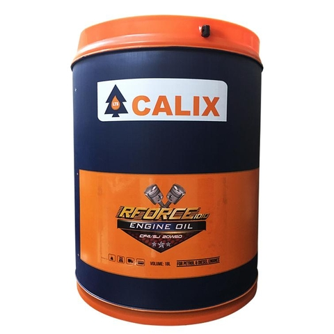 Engine oil CALIX CF4/SJ 20w50