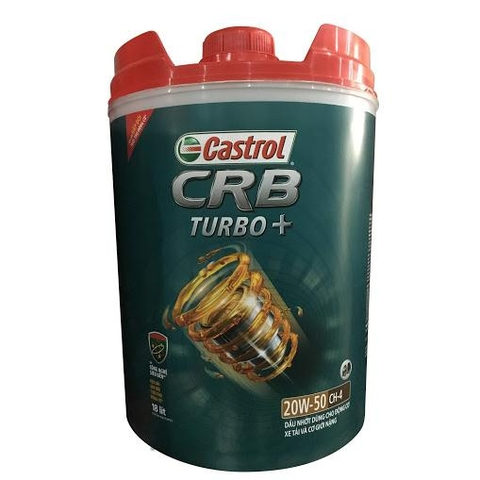 Engine lubricant Castrol CRB 18l 20w50 turbo