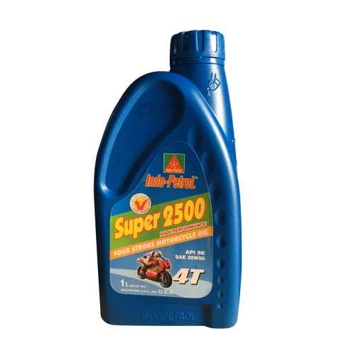 Lubricant super 4T 2500 SE 1lít Indo-petrol