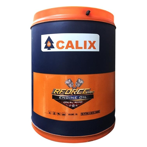 Engine oil CALIX CF4/SJ 15W40