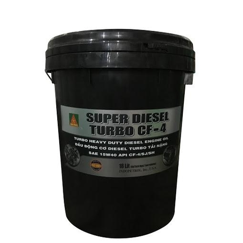 Engine oil turbo 15w40 Indo-petrol