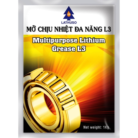 Multipurpose lithium grease 1 kg