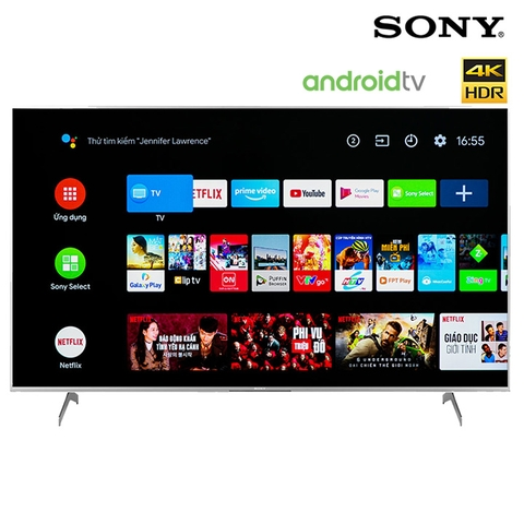 ANDROID TIVI SONY 4K 65 INCH KD-65X9000H/S (BẠC) - Mới 2020