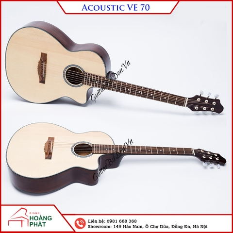 Guitar Acoustic VE-70