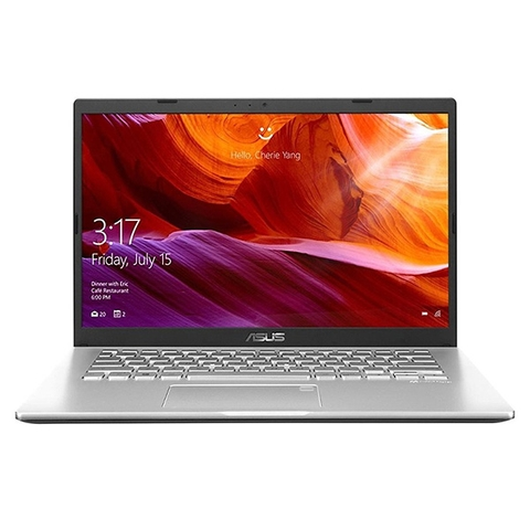Laptop Asus Vivobook X409JA-EK283T (i3-1005G1/4GB/256GB SSD/14FHD/VGA ON/Win10/Silver)