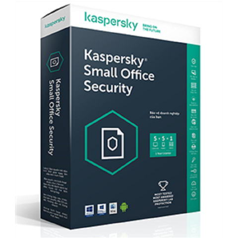 Phần mềm Kaspersky Small Office Security Server (1 Server - 10 PC )