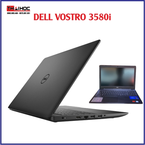 Laptop Dell Vostro 3580 i5 8265U/4GB/1TB/2GB AMD520/Win10
