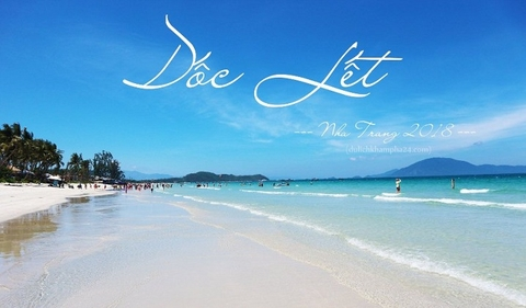 TOUR NHA TRANG 5 DAYS 4 NIGHTS