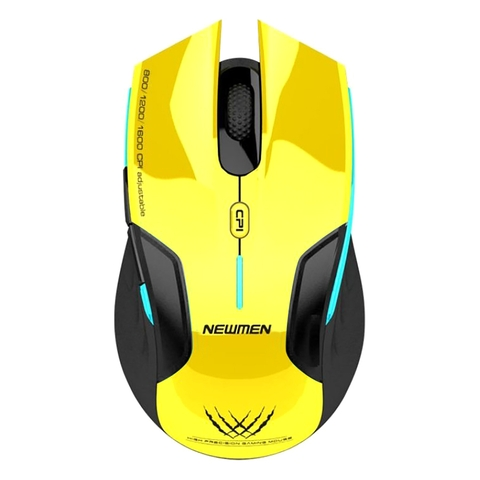 Chuột Newmen E500 Wireless Gaming