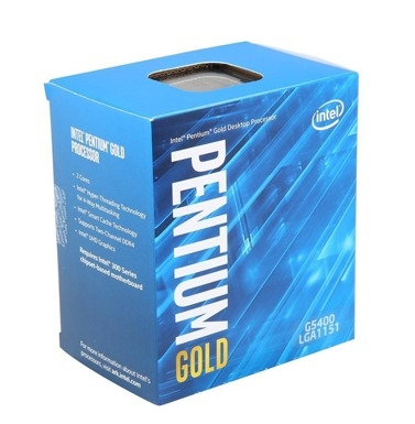 CPU Intel Pentium G5400 (3.7GHz, 2C4T, 4MB, 1151 Coffee Lake)