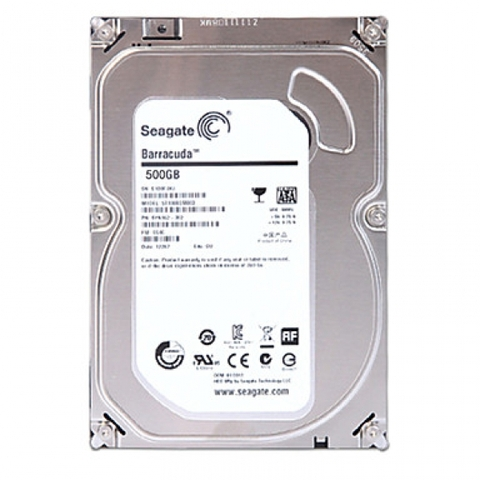 Ổ cứng HDD Seagate BarraCuda 500GB-M009