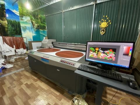 Hà Nội Công ty CP đầu tư TM và XNK Hà Linh - Máy uv Eyecolor 2513