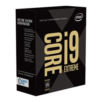 CPU Intel Core i9-10980XE (3.0GHz turbo up to 4.6Ghz, 18 nhân 36 luồng, 24.75MB Cache, LGA 2066)