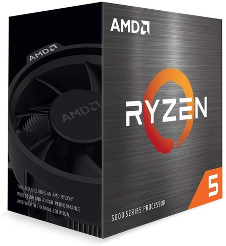 CPU AMD RYZEN 5 5600X ( 3.7GHz Turbo Up To 4.6GHz, 6 Nhân 12 Luồng, 32MB Cache, AM4)