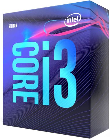 CPU Intel Core i3 9100F (3.6GHz Turbo Up To 4.2GHz, 4 nhân 4 luồng, 6MB Cache, Coffee Lake)
