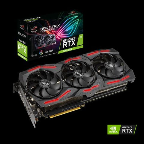 Asus ROG Strix GeForce RTX 2060 SUPER EVO GAMING 8GB GDDR6 (ROG-STRIX-RTX2060S-A8G-GAMING)