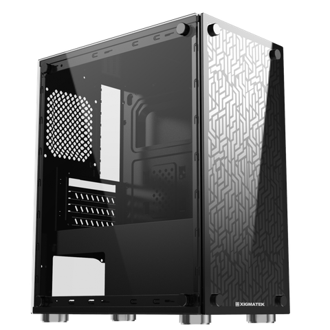 Vỏ case Xigmatek NYX (no fan) EN43040