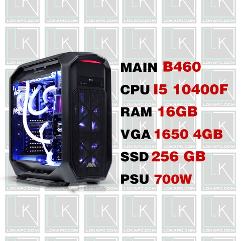 PC GAMING- INTEL CORE i5 10400F | 16G | NVIDIA GTX 1650