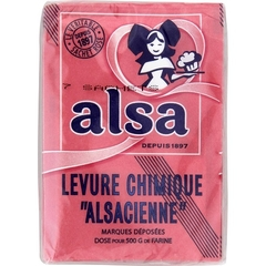 Baking powder pháp Alsa 11g 8712100724572