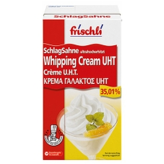Whipping cream Frischli 35,01%