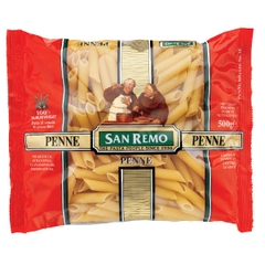 Mì nui penne San Remo 500g
