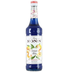 Siro Monin Blue Curacao 700 ml