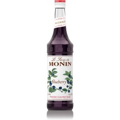 Monin blueberry 700ml 3052910055318