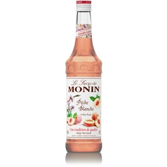 Siro Monin White Peach 700 ml