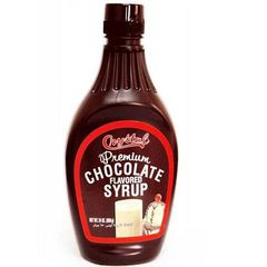 Syrup chocolate Crystal 680g 04840048900