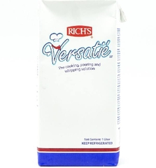 Whipping cream rich's Versatie 1L 0049800116702