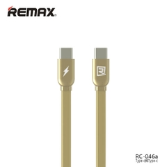 Cáp Remax Type C-Type C RC-046a