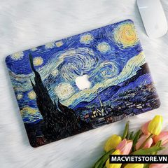 Ốp Macbook In Hình Starlight Night