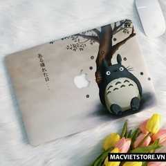 Ốp Macbook In Hình Totoro