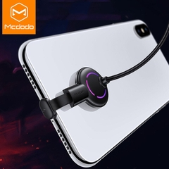 Cáp sạc dành cho game thủ Mcdodo Razer Series Gaming Cable dùng cho iPhone / iPad ( With seven color LED light Charging current max 2A )