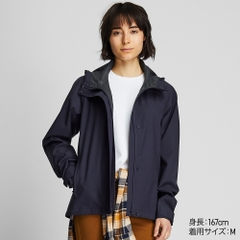Áo BLOCKTECH Uniqlo authentic NỮ