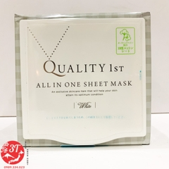 Mặt nạ dưỡng da QUALITY 1st All in One Sheet Mask