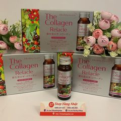 The Collagen Relacle Shiseido dạng nước