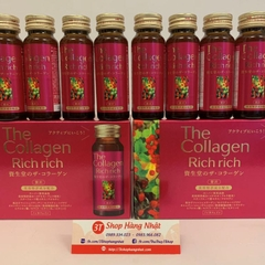 The Collagen Rich Rich Shiseido dạng nước