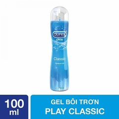 Gel bôi trơn Durex play classic 100 ml
