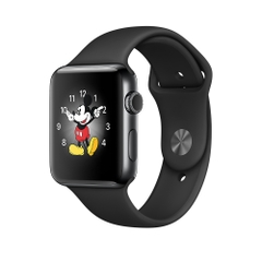 Apple Watch Series 2 - Stainless Steel Case with Sport Band