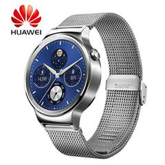 Huawei Watch - (Sliver Steel 2)
